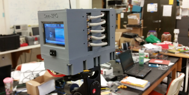 Young Maker Advances from a Garage-Built Fusion Reactor to a 3D Printed Multispectral Imager