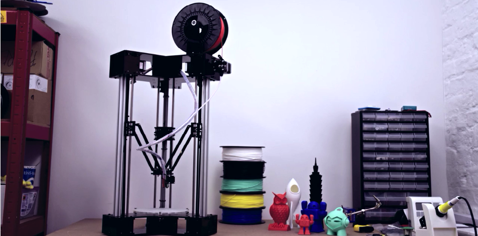 The NFire One -- Expandable, Adaptable, High Quality 3D Printer Priced Under $400