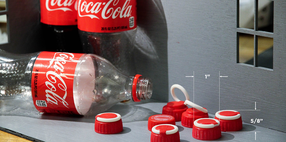 Industrial Design Student Creates Simple, Ingenious Soft Drink Bottle Carrying Device