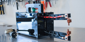 3D Printed Spot Welder Increases Prototyping Capabilities