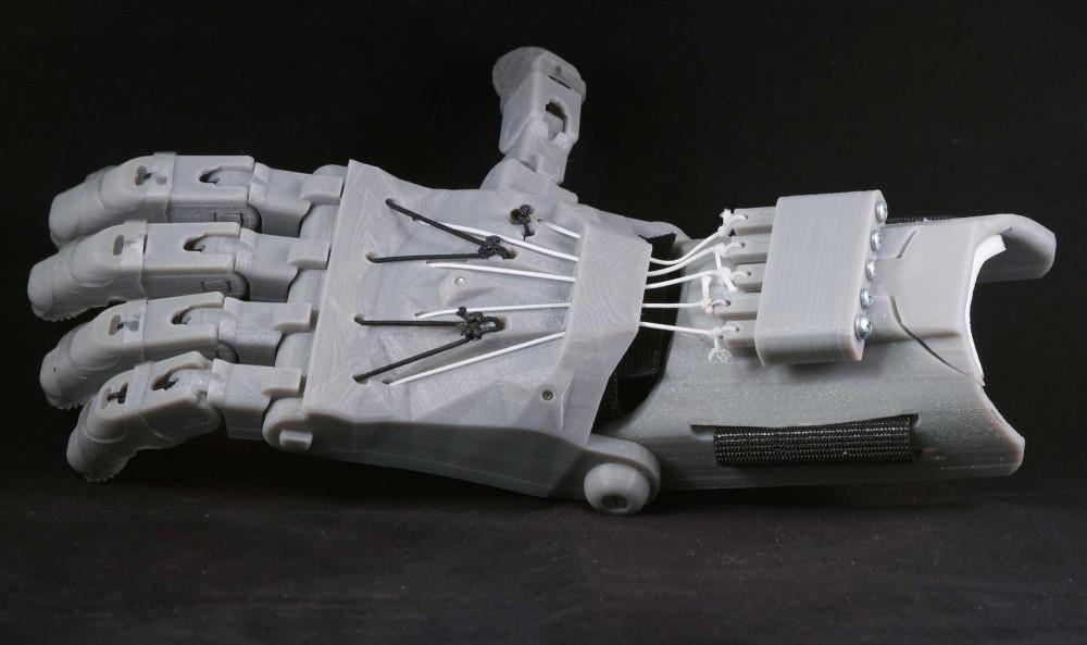 e-NABLE Wants Your Help in 3D Printing 1,000 Prosthetic Hands By Mid-September