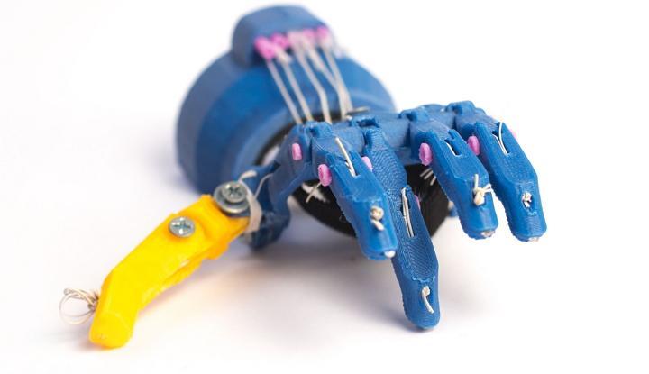 Deis3D hand Printathon