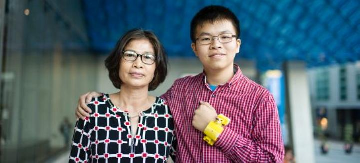 Teen Builds 3D Printed Heart Alert Device For His Ailing Mother