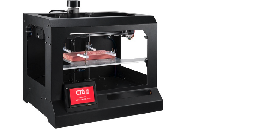 CTC to Re-Launch Formaker 4-in-1 3D Printer Kickstarter Campaign, Delays Release