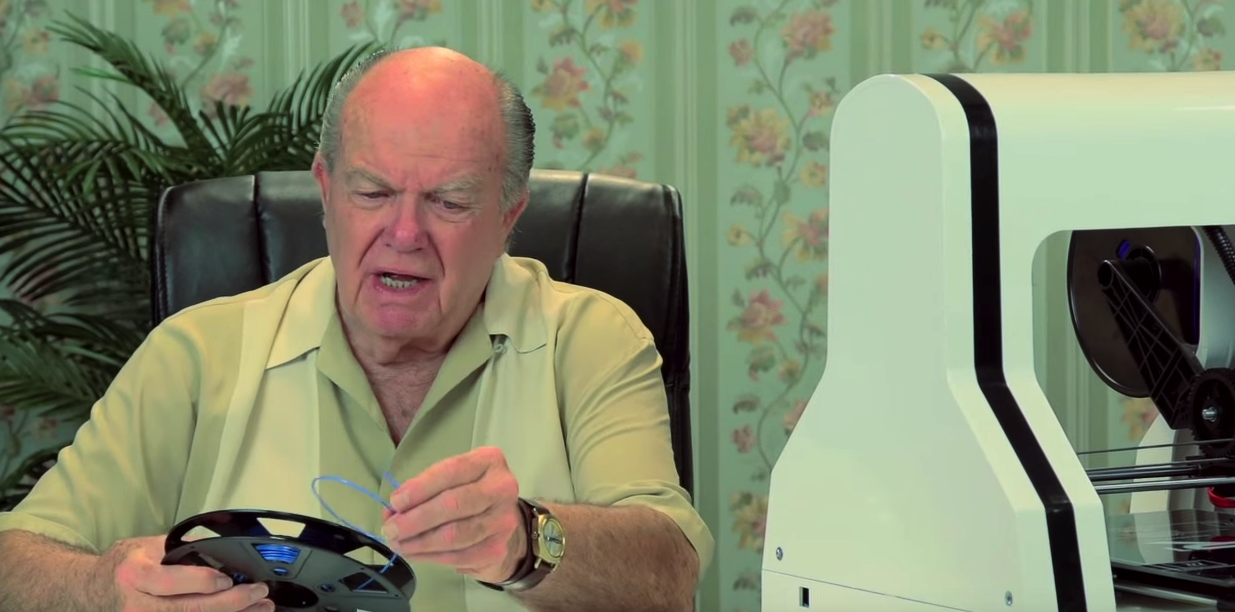 """""""Good Luck to You!"""" See What This Group of Elders Thinks of 3D Printing"""