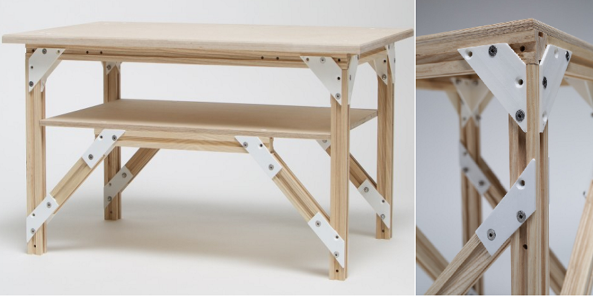 Modular Furniture Part - 46: 3D Printing Helps Make SACK The Latest In Sustainable Modular Furniture
