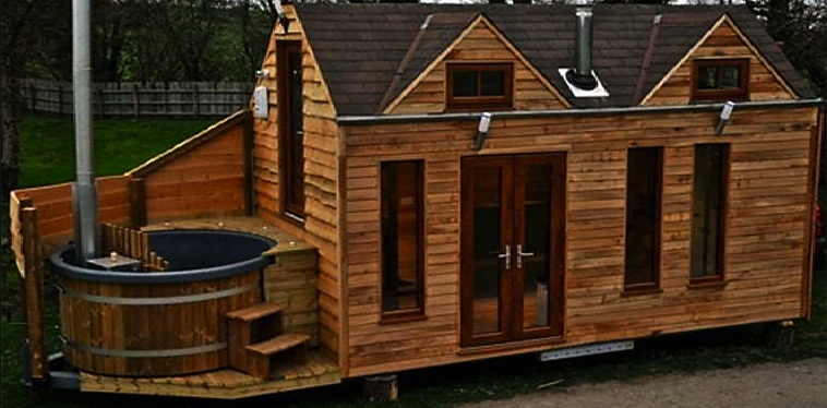 Tiny House Movement Converging With 3D Printing