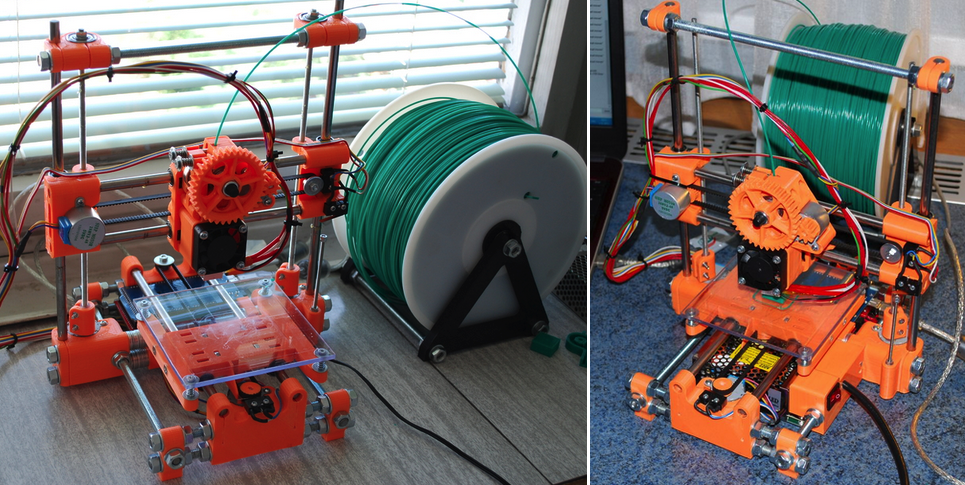 ToyRep 3D Printer – Costs Under $85 to Build Using Super Cheap 28BYJ-48 Motors