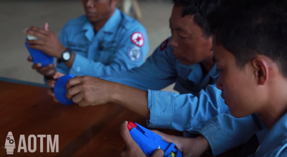 Using 3D Printing to Help Rid the World of Landmines