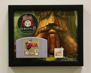 Reddit user TastesLikeBurning was so impressed with the project he offered to send Mark the hard to find gold cartridge of Ocarina of Time.