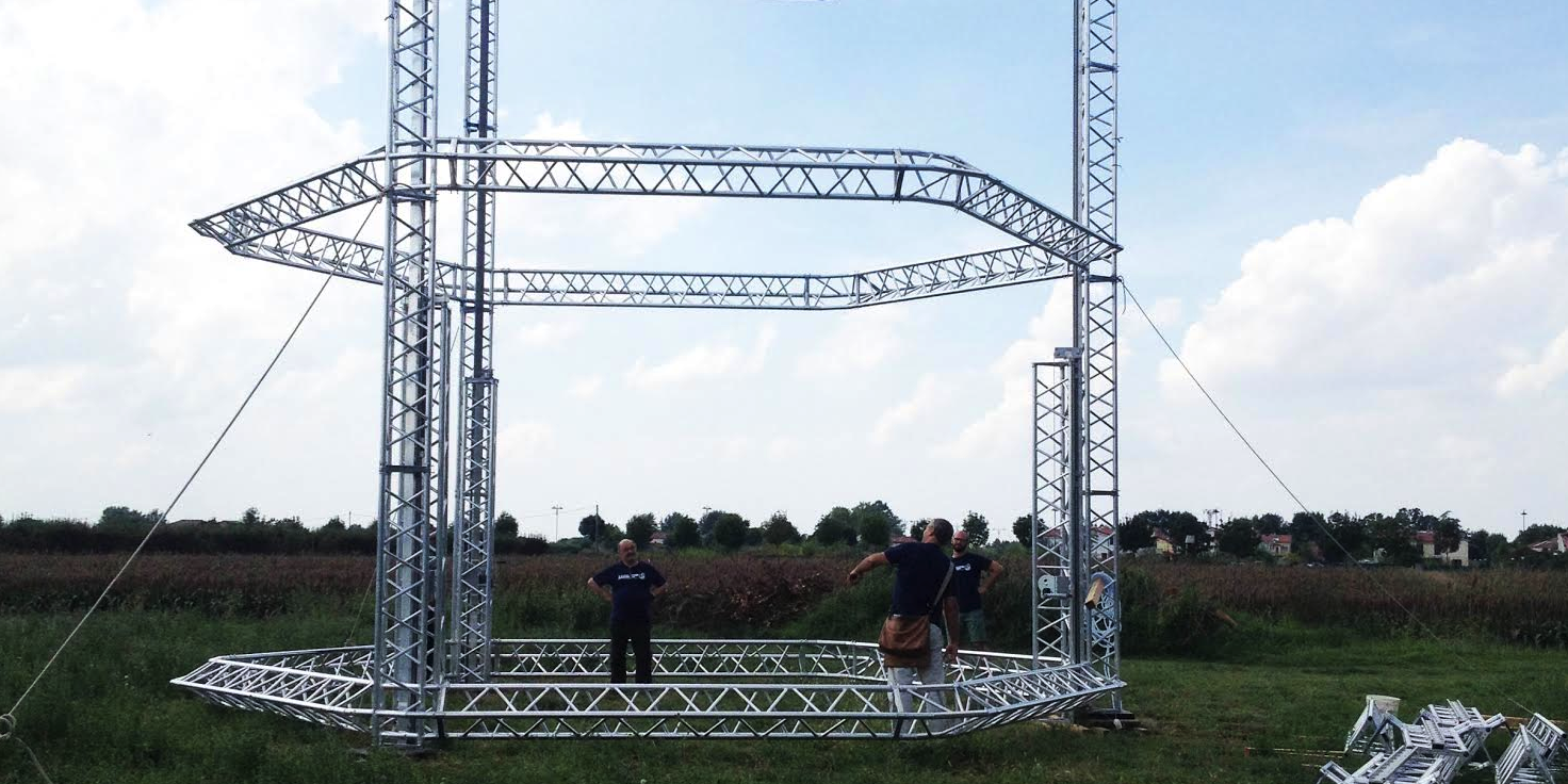 WASP Unveils the World's Largest Delta 3D Printer – 12 Meters Tall & Set to Print Houses