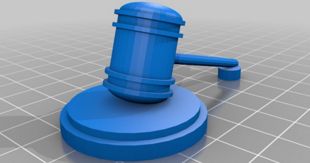 3dp_3dsjudgement_gavel