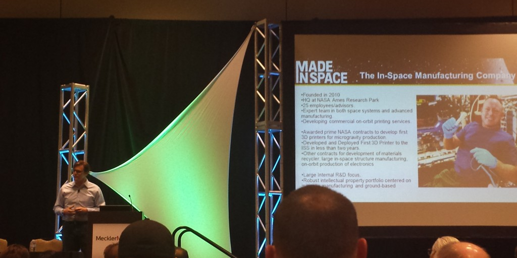 made in space keynote