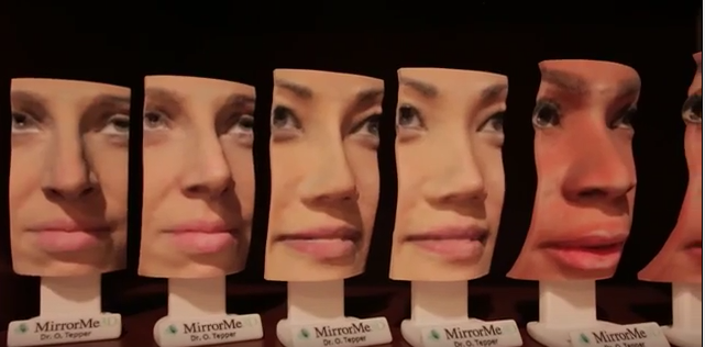 Cosmetic Surgery Prep Using 3D Systems' 3D Printed Models Causes Paradigm Shift