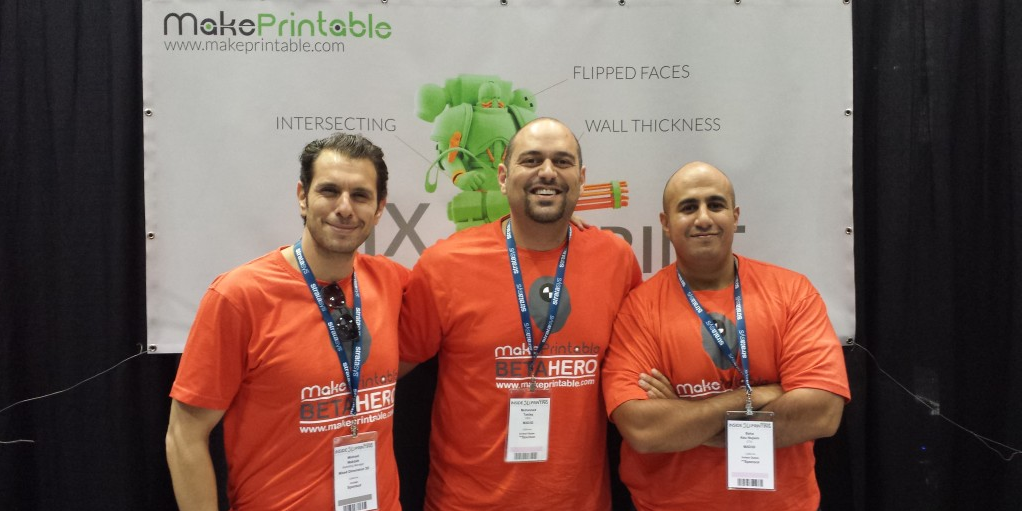 MakePrintable Simplifies Automated, Streamlined 3D Printing File Fixes--Now in Public Beta