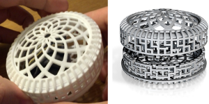 3D Printed Maze Cage Guaranteed to Keep You on Your Toes
