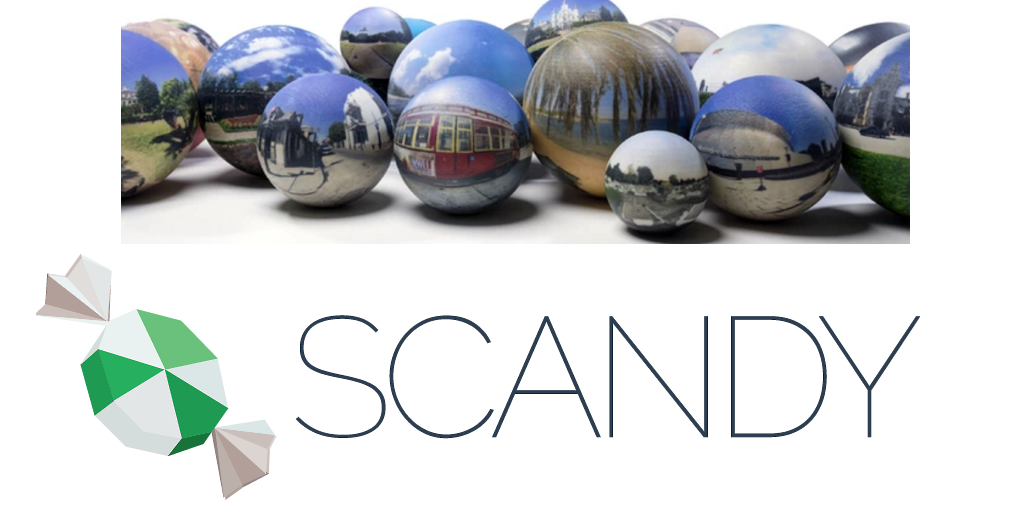 Kickstarter: Scandy Takes 3D Printing to Next Phase Making Your Images into Panoramic Spheres
