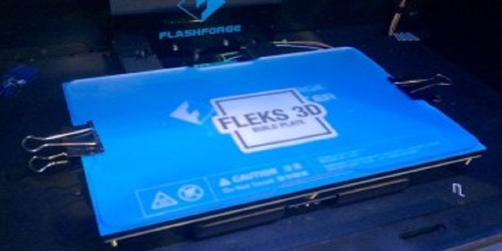 Fleks3D is Back on Kickstarter With New Build Plate Offerings to Make Your 3D Print Jobs Easier