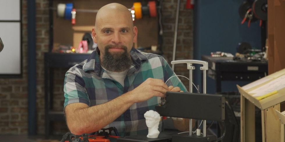Printrbot Founder Brook Drumm on Superpowers and (Un)making