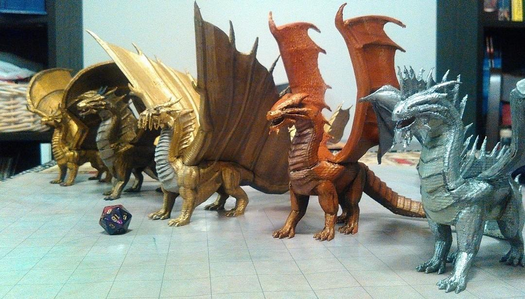 Check Out This Library of Over 200 3D Printed Dungeons & Dragons Monsters