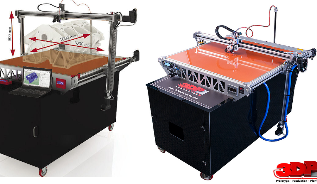 3D Platform Releases Faster and More Accurate SurePrint Servo Technology Upgrade Package