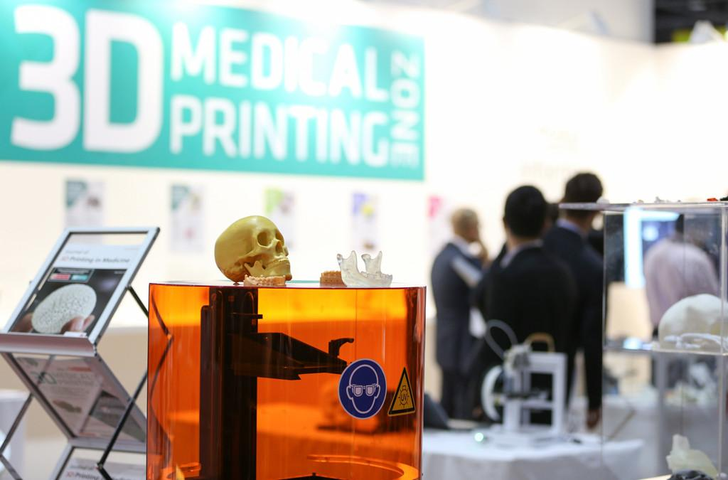 When Will the Middle East Embrace 3D Printing in Medicine?