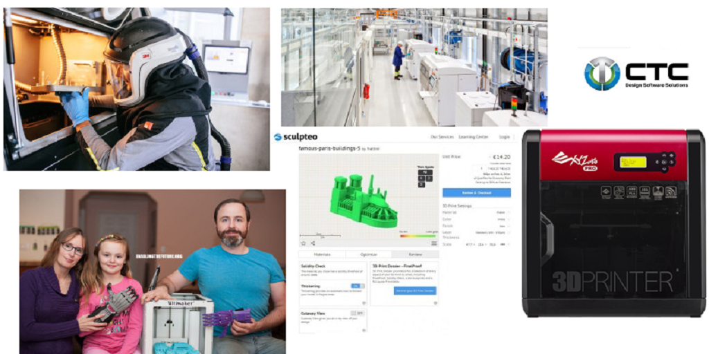 3D Printing: The Stories We Didn't Cover This Week--February 6