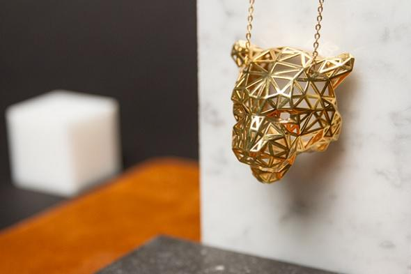 Enter a 3D Printed Jewelry Challenge from SketchUp and i.materialise