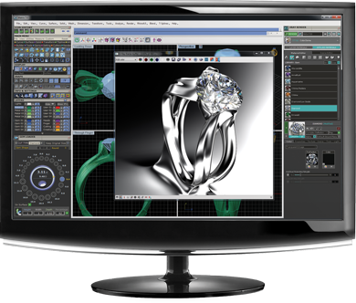 Official silversmiths to her majesty the queen finally get Web cad software