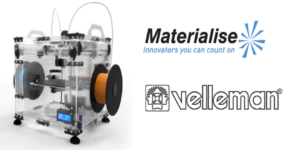Materialise Partners With Velleman For New Builder Software Package