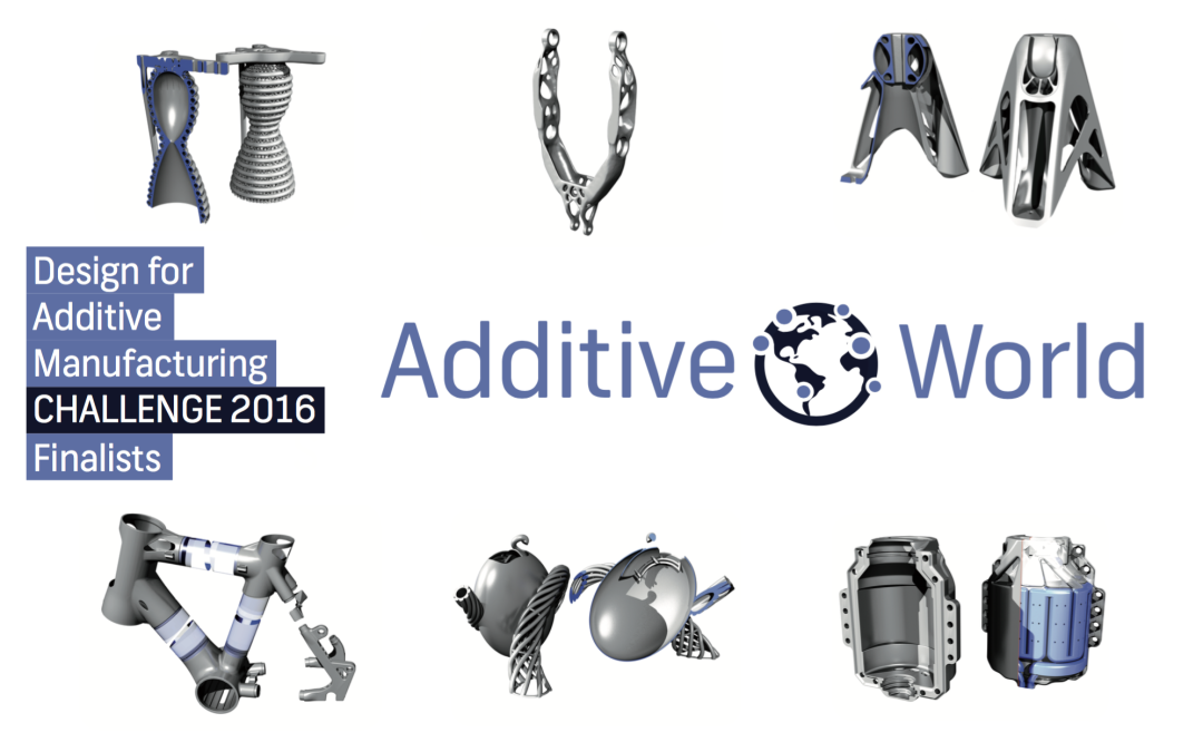 Finalists Announced for Additive Industries' Metal 3D Printing Design Contest