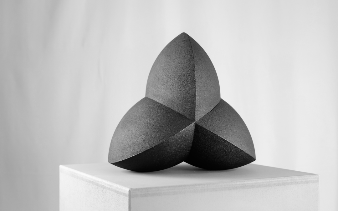 'Spherical Creations': Artist Dario Santacroce Creates Amazing 3D Printed Sandstone Sculptures