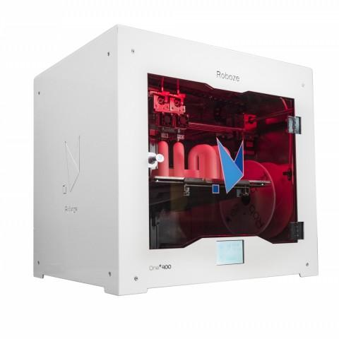 The new Roboze ONE+ 400 3D printer