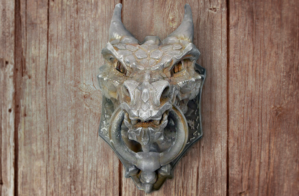 3dp_doorknocker_finished