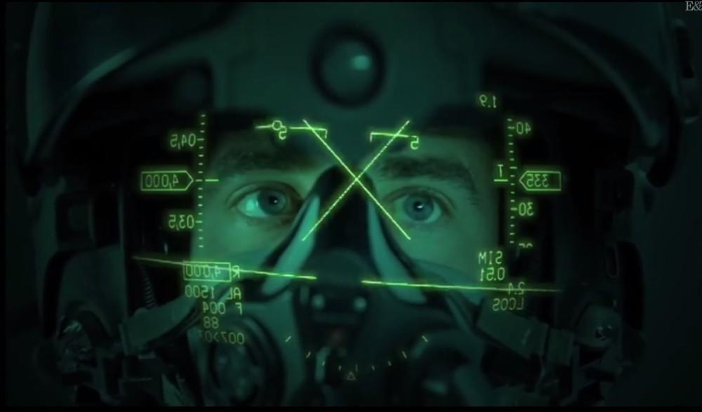 Advanced military head-mounted displays.