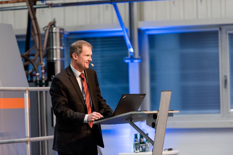 Premium AEROTEC Hosts Terry Wohlers in Germany to Speak to Audience of Industry Professionals about 3D Printing