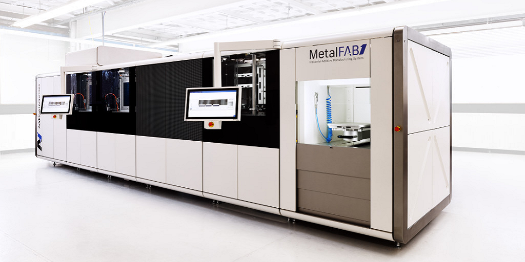 Additive Industries Announces Adoption of 3DSIM Software Tools for MetalFAB1
