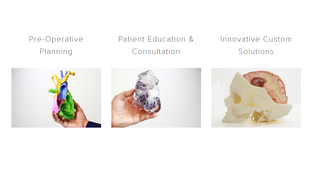 Unique Opportunities in 3D Printing for Patient-Specific Healthcare — A Few Questions For: Whiteclouds