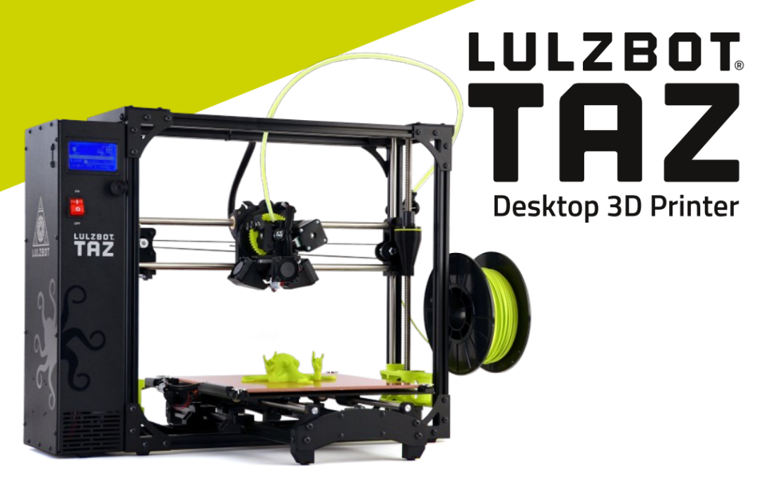 Aleph Objects Announces the LulzBot TAZ 6 Available May 17 for $2,500