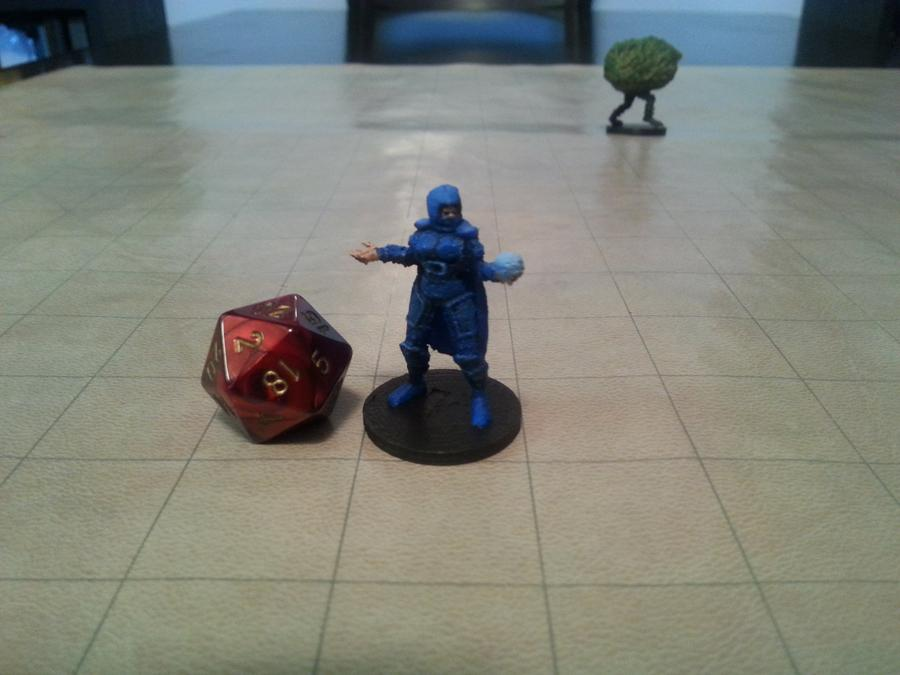 Gratifying image within free 3d printable d&d miniatures