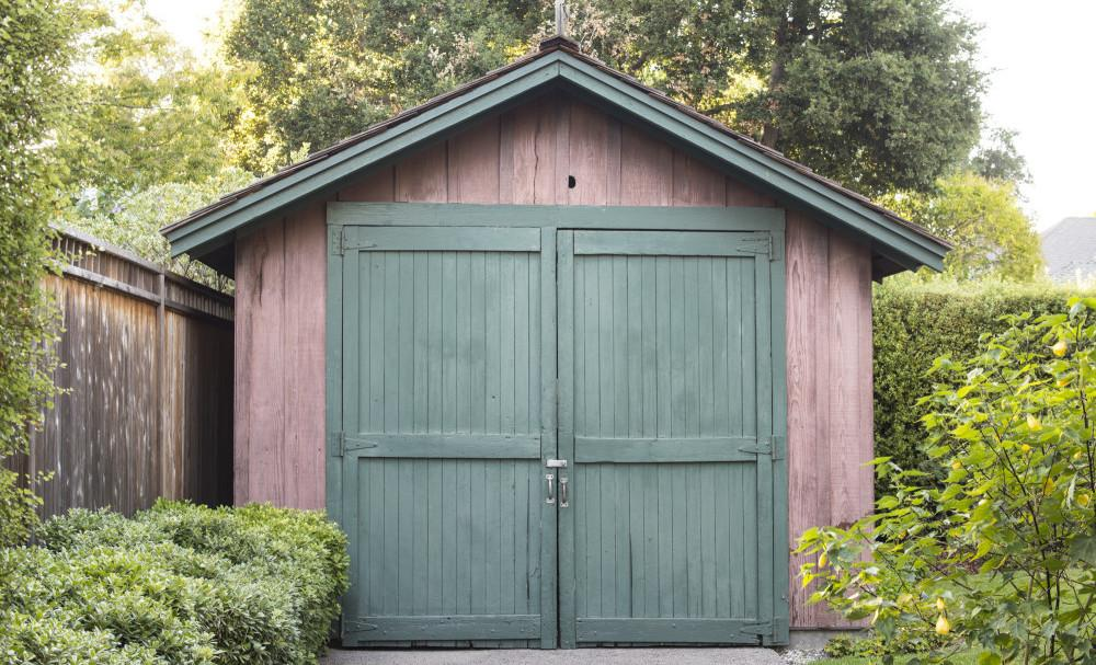 The garage where Hewlett Packard was founded back in 1939.