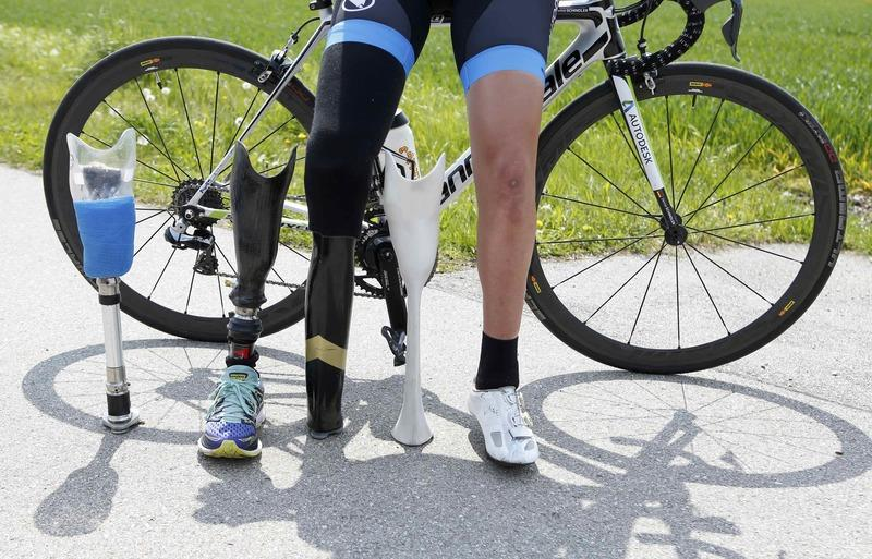 German Paralympian Cyclist Hopes to Race Using 3D Printed Prosthesis in 2016 Rio Games