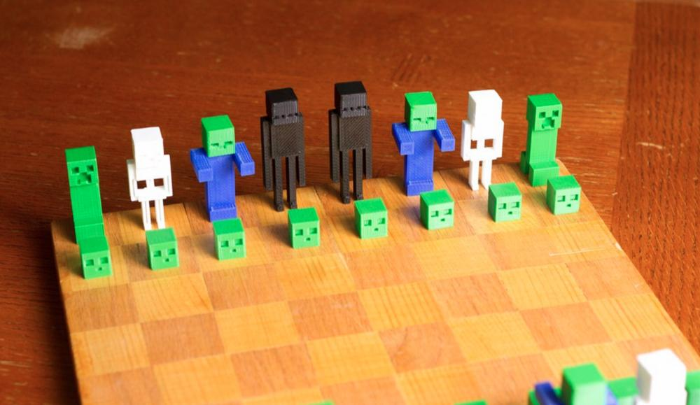 3dp_ten3dpthings_minecraft_chess_1
