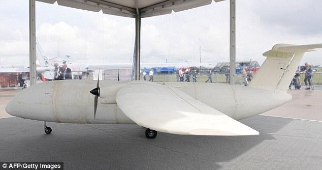 Airbus Officially Unveils Thor, the Fully 3D Printed Plane that Flies Beautifully