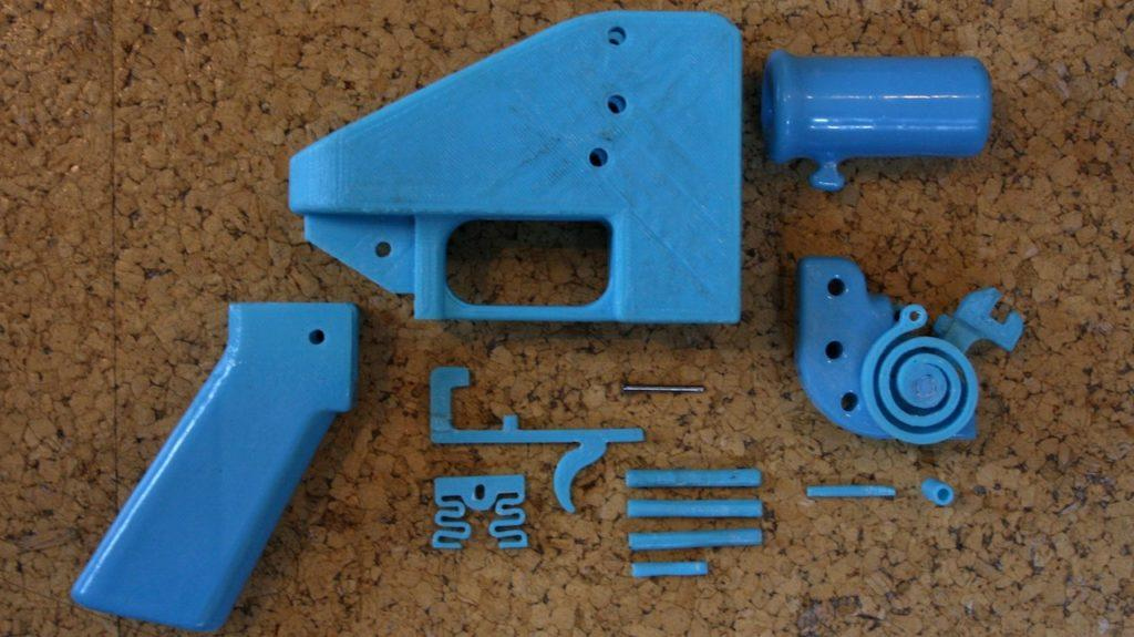 What you need to know about 3d printed guns and why you for 3d printer blueprints