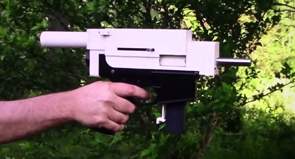 What You Need to Know About 3D Printed Guns and Why You Don