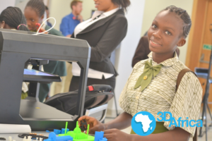 The Youth for Technology Foundation's 3D Africa