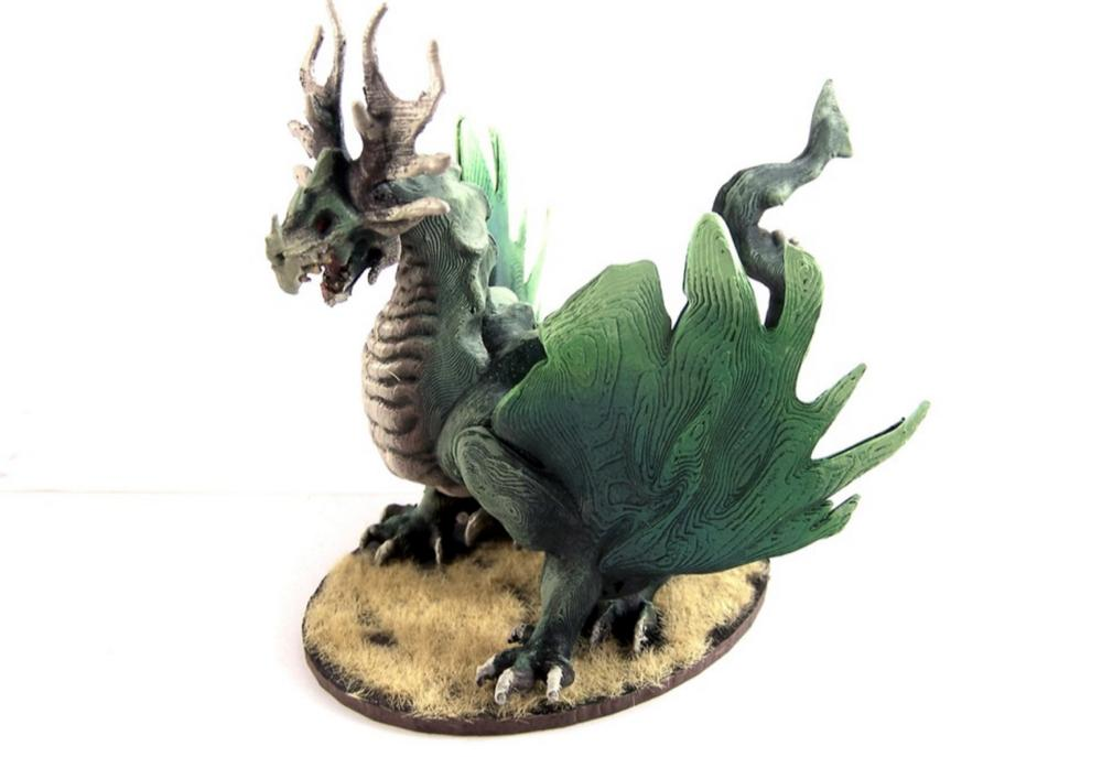 657404889c10db Weekly Roundup: Ten 3D Printable Things - Dragons and Dragon Decor ...