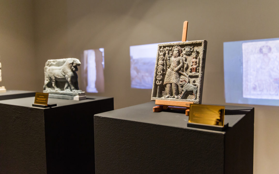 ISIS-Destroyed Museum in Iraq Revived by Crowdsourcing and 3D Printing Technology