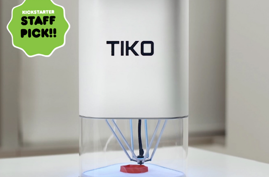 Finally! July 1 Arrives & Tiko 3D Printers Ship from China, Team Works Together in Assembly & Operations